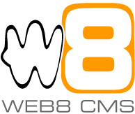WEB8 - EASY CONTENT MANAGING